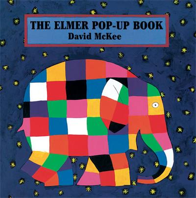 The Elmer Pop-Up Book