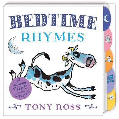My Favourite Nursery Rhymes Board Book: Bedtime Rhymes
