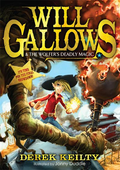 Will Gallows and the Wolfer's Deadly Magic