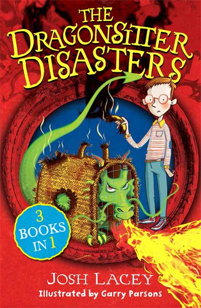 The Dragonsitter Disasters: 3 Books in 1