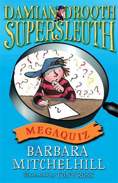 Damian Drooth Mega Quiz