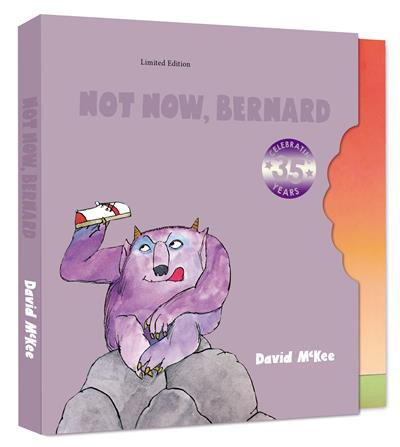 Not Now, Bernard: Limited Edition Slipcase