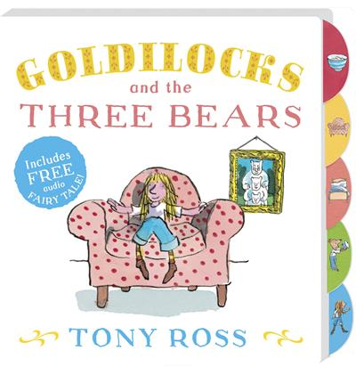 Goldilocks and the Three Bears: My Favourite Fairy Tales Board Book