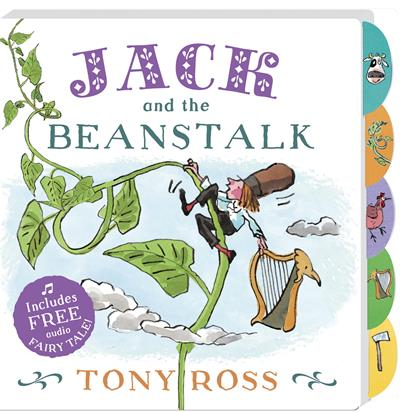 Jack and the Beanstalk: My Favourite Fairy Tales Board Book