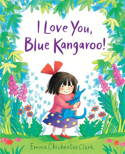 I Love You, Blue Kangaroo!