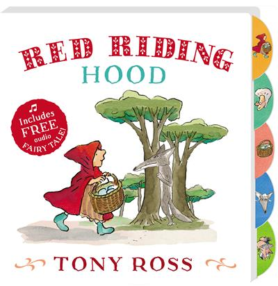 Red Riding Hood: My Favourite Fairy Tales Board Book
