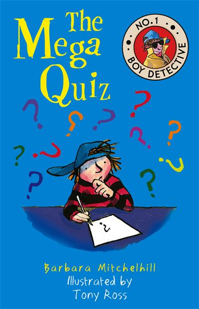 The Mega Quiz (No. 1 Boy Detective)