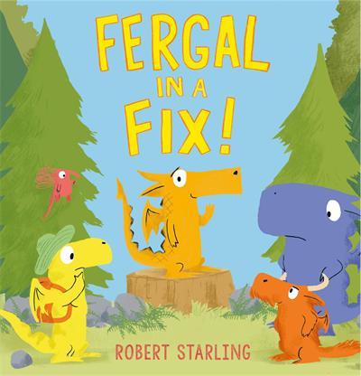 Fergal in a Fix!