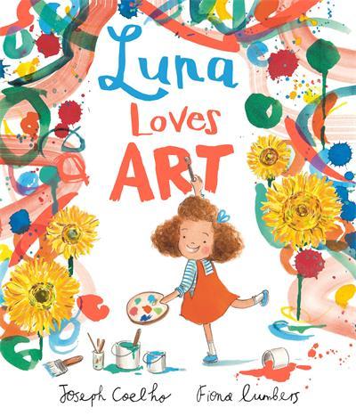 Luna Loves Art