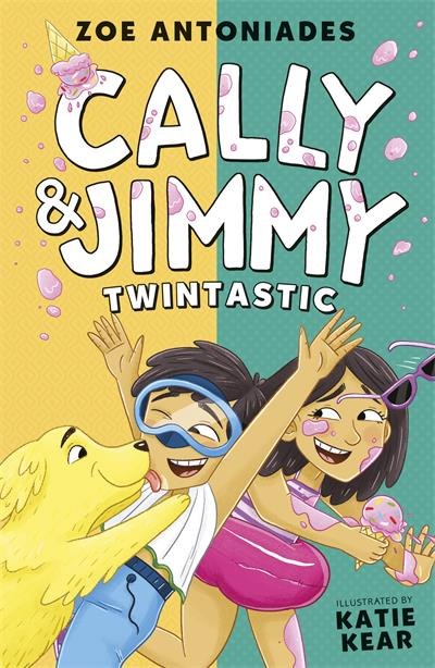 Cally and Jimmy: Twintastic