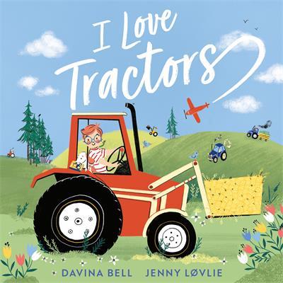 I Love Tractors!