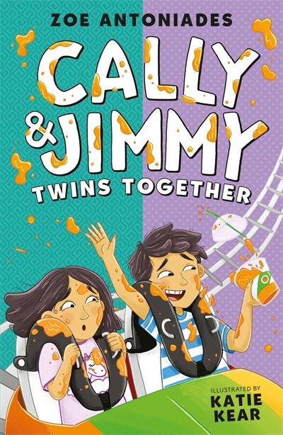 Cally and Jimmy: Twins Together