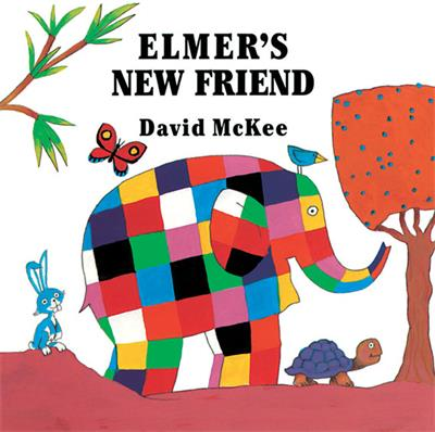 Elmer's New Friend