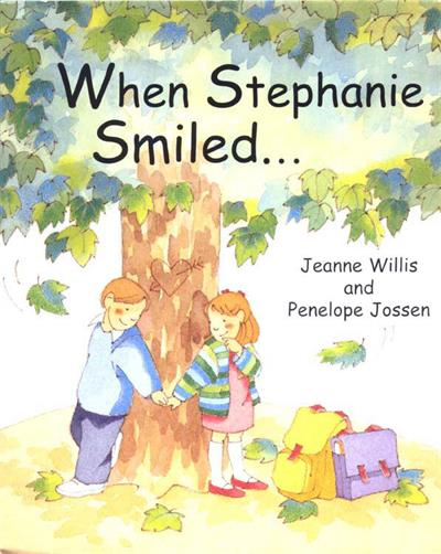 When Stephanie Smiled...
