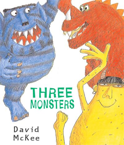 Three Monsters