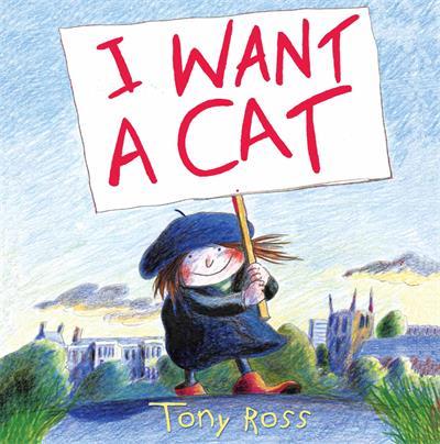 I Want a Cat!