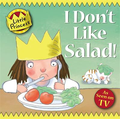 I Don't Like Salad!