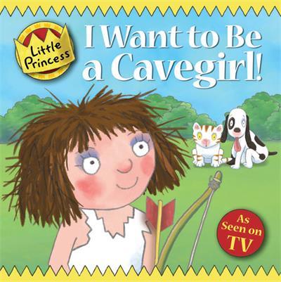 I Want to Be a Cavegirl!