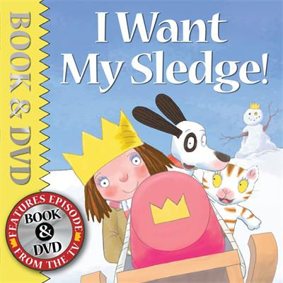I Want My Sledge! (book and DVD)