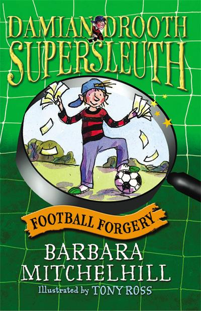 Damian Drooth, Supersleuth: Football Forgery