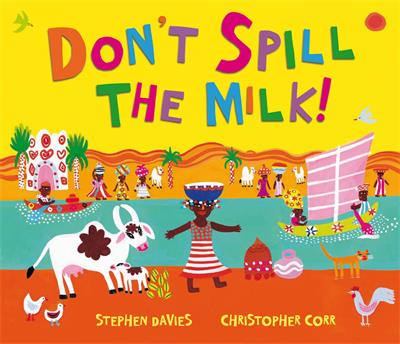 Don't Spill the Milk!