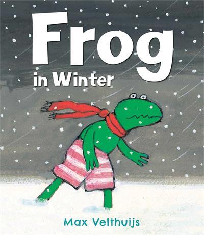 Frog in Winter