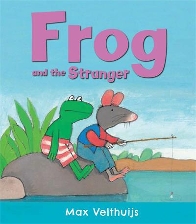 Frog and the Stranger