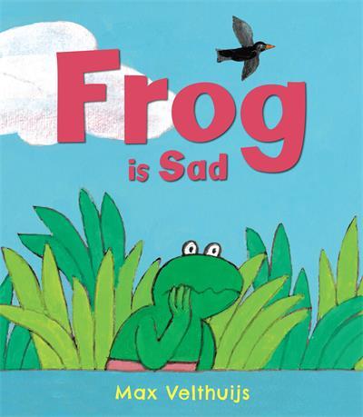 Frog is Sad