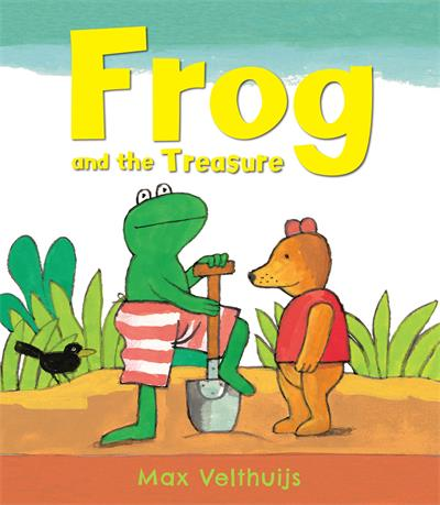 Frog and the Treasure