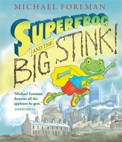 Superfrog and the Big Stink