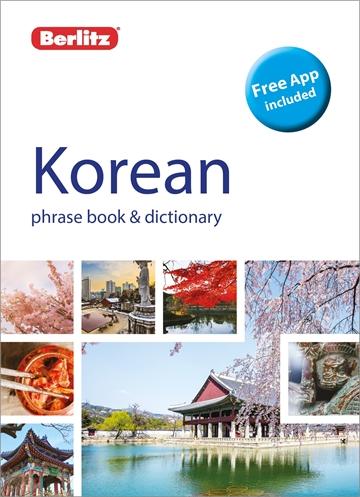 Berlitz Phrase Book & Dictionary Korean | Insight Guides