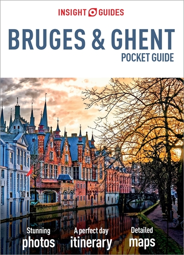 Insight Guides Pocket Bruges Ghent Insight Guides Private Trips Guidebooks Maps And Globes