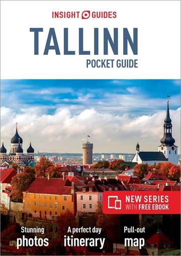 Insight Guides Pocket Tallinn Insight Guides Private Trips Guidebooks Maps And Globes