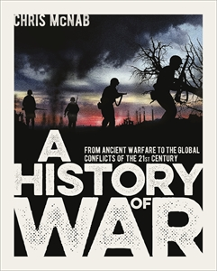 A History of War, by Chris McNab.