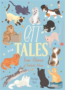 Cat Tales, by Penelope Rich.