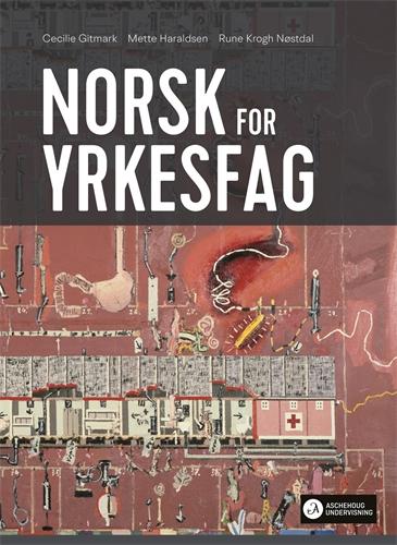 Bokomslag Norsk for yrkesfag Vg2 Unibok