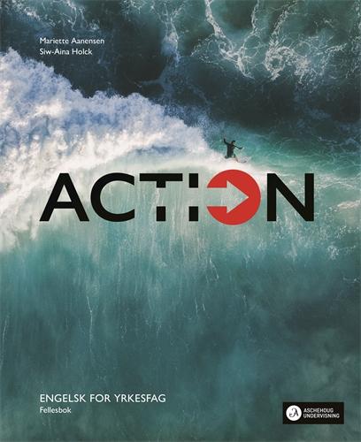 Bokomslag Action Vg1/Vg2 Unibok