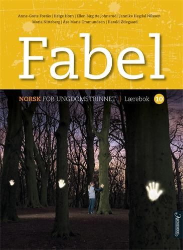 Bokomslag Fabel 10 Unibok