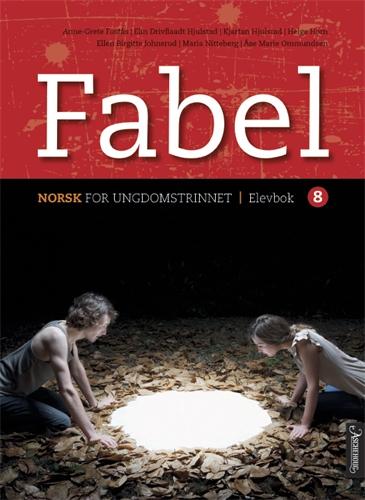 Bokomslag Fabel 8 Unibok