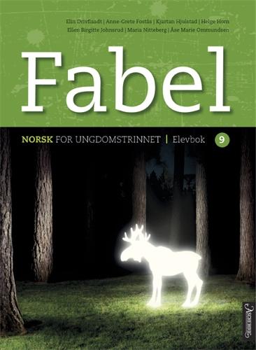 Bokomslag Fabel 9 Unibok