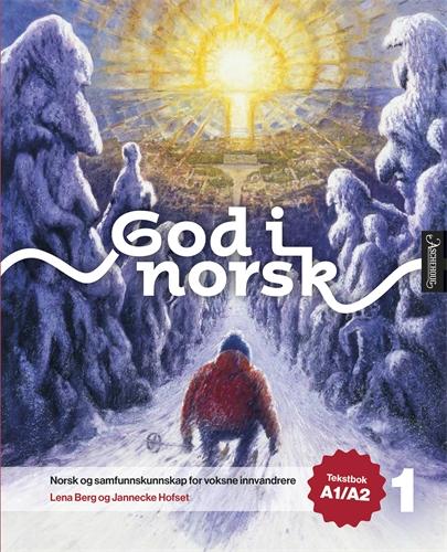 Bokomslag God i norsk 1. Unibok