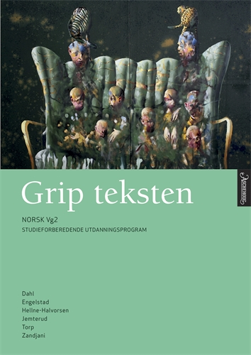 Bokomslag Grip teksten Vg2. Unibok