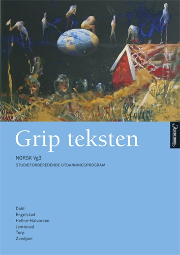 Bokomslag Grip teksten Vg3. Unibok