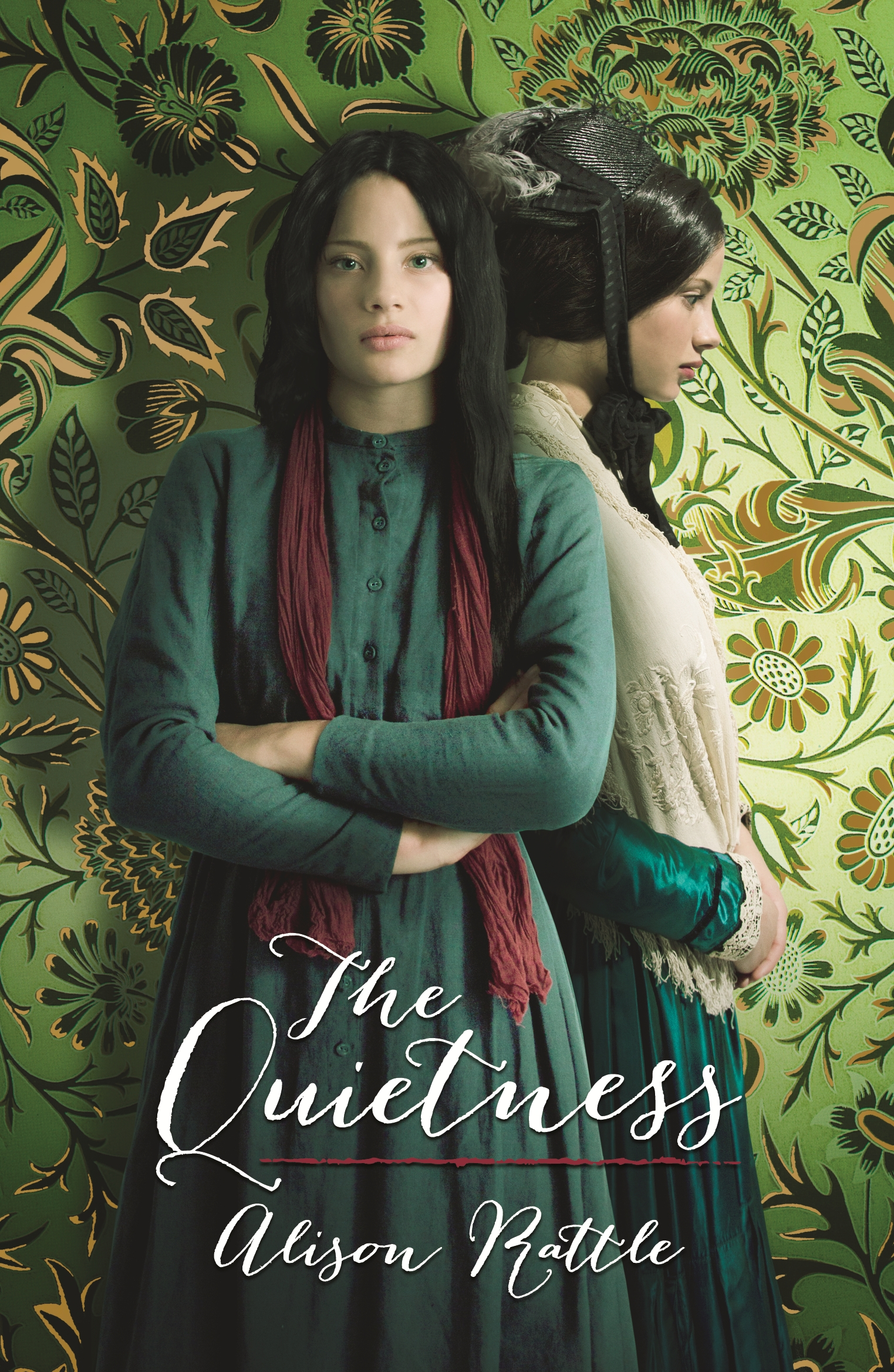 The Quietness by Alison Rattle