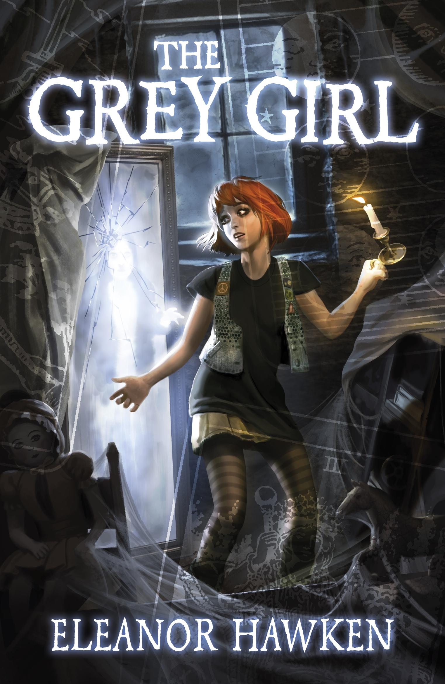 The Grey Girl by Eleanor Hawken