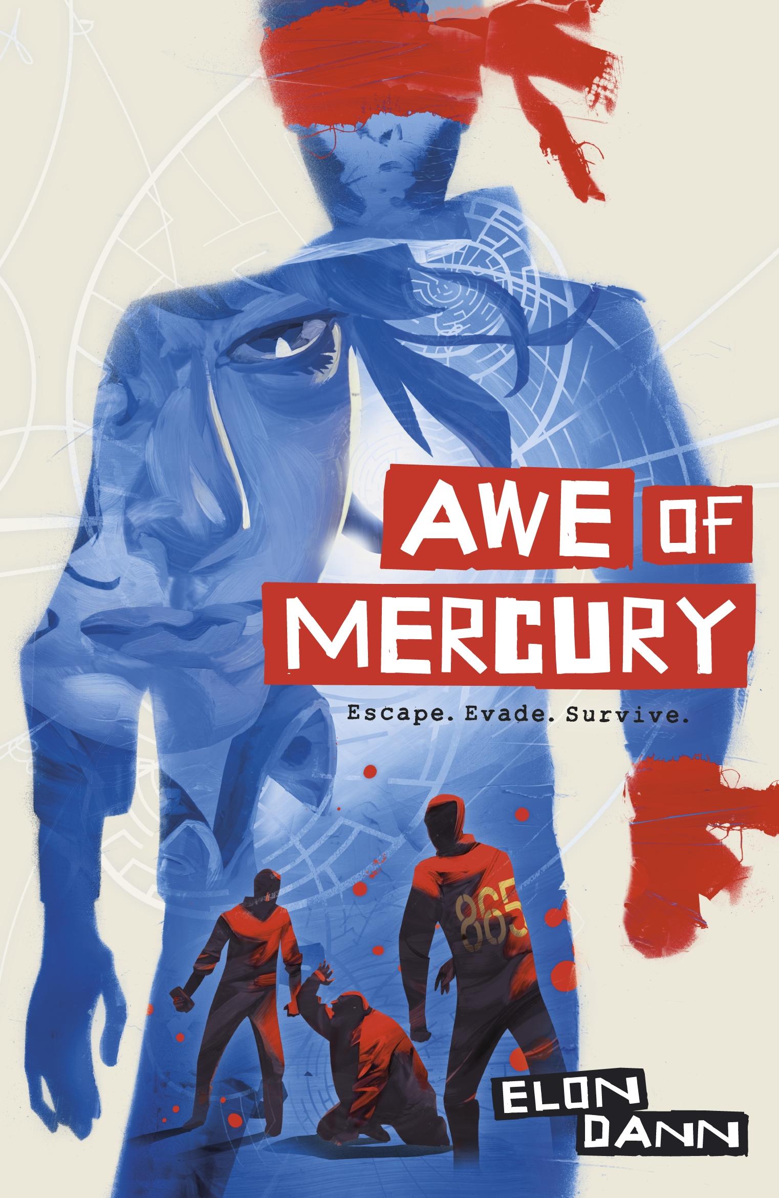 Awe of Mercury by Elon Dann