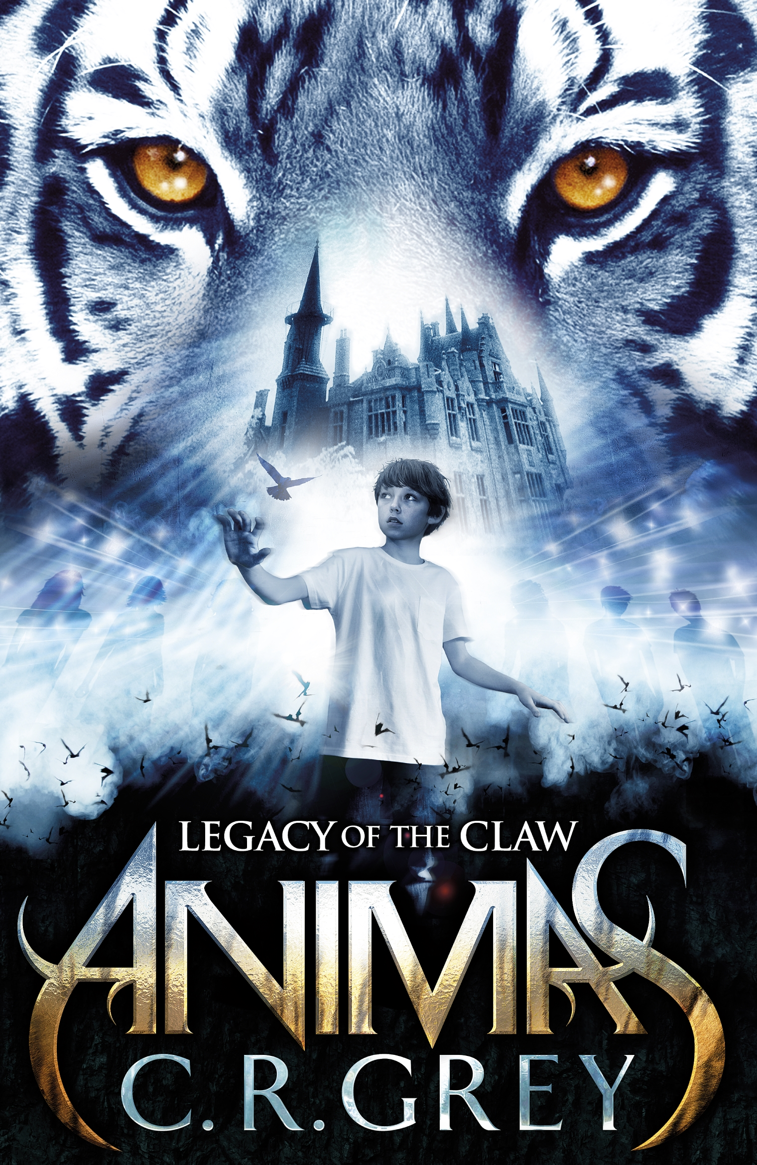 Legacy of the Claw by C. R. Grey