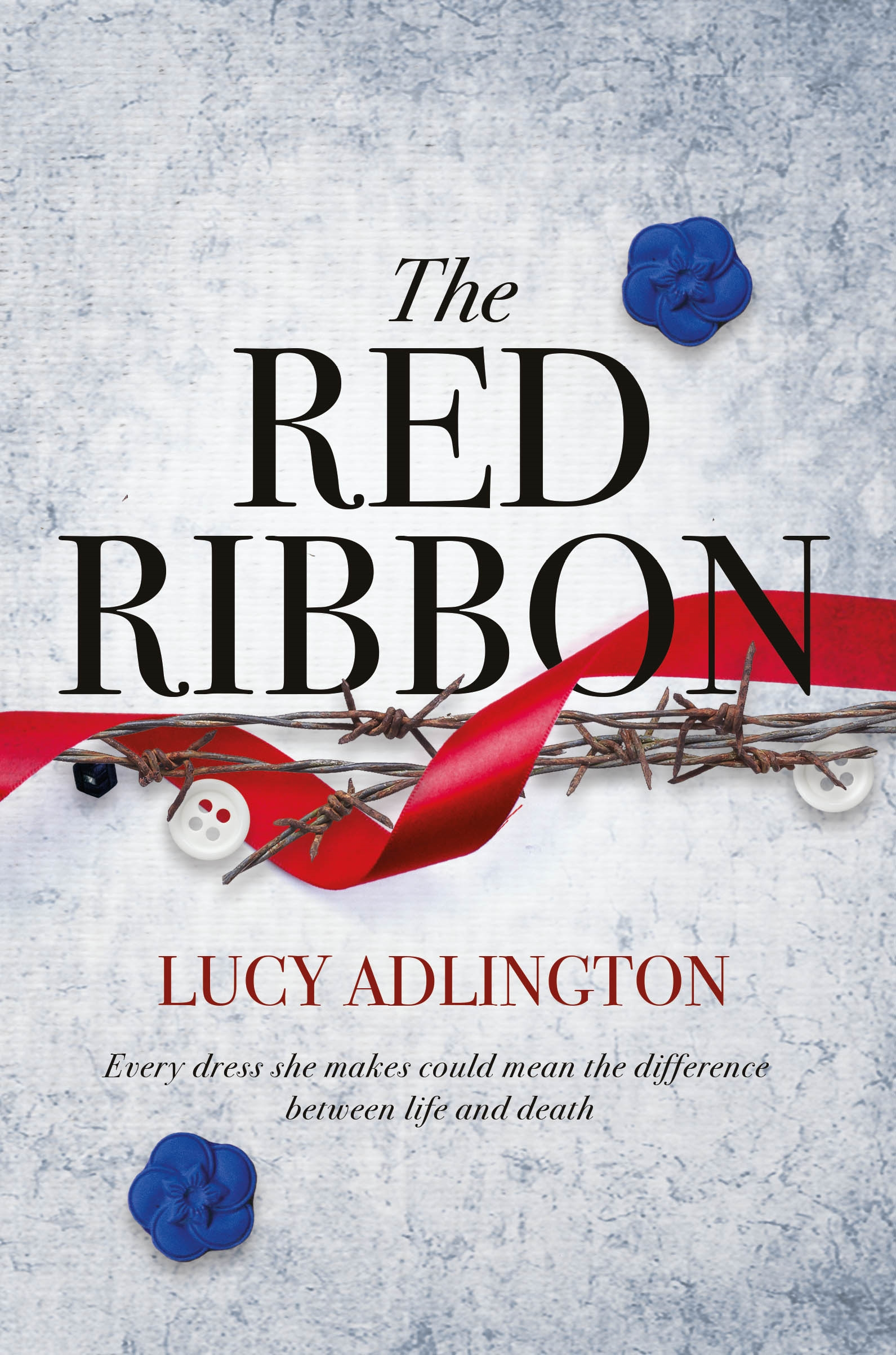 The Red Ribbon by Lucy Adlington