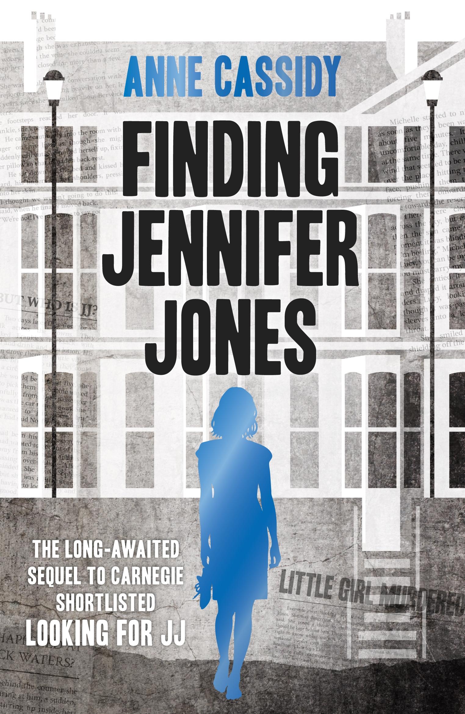 Finding Jennifer Jones by Anne Cassidy