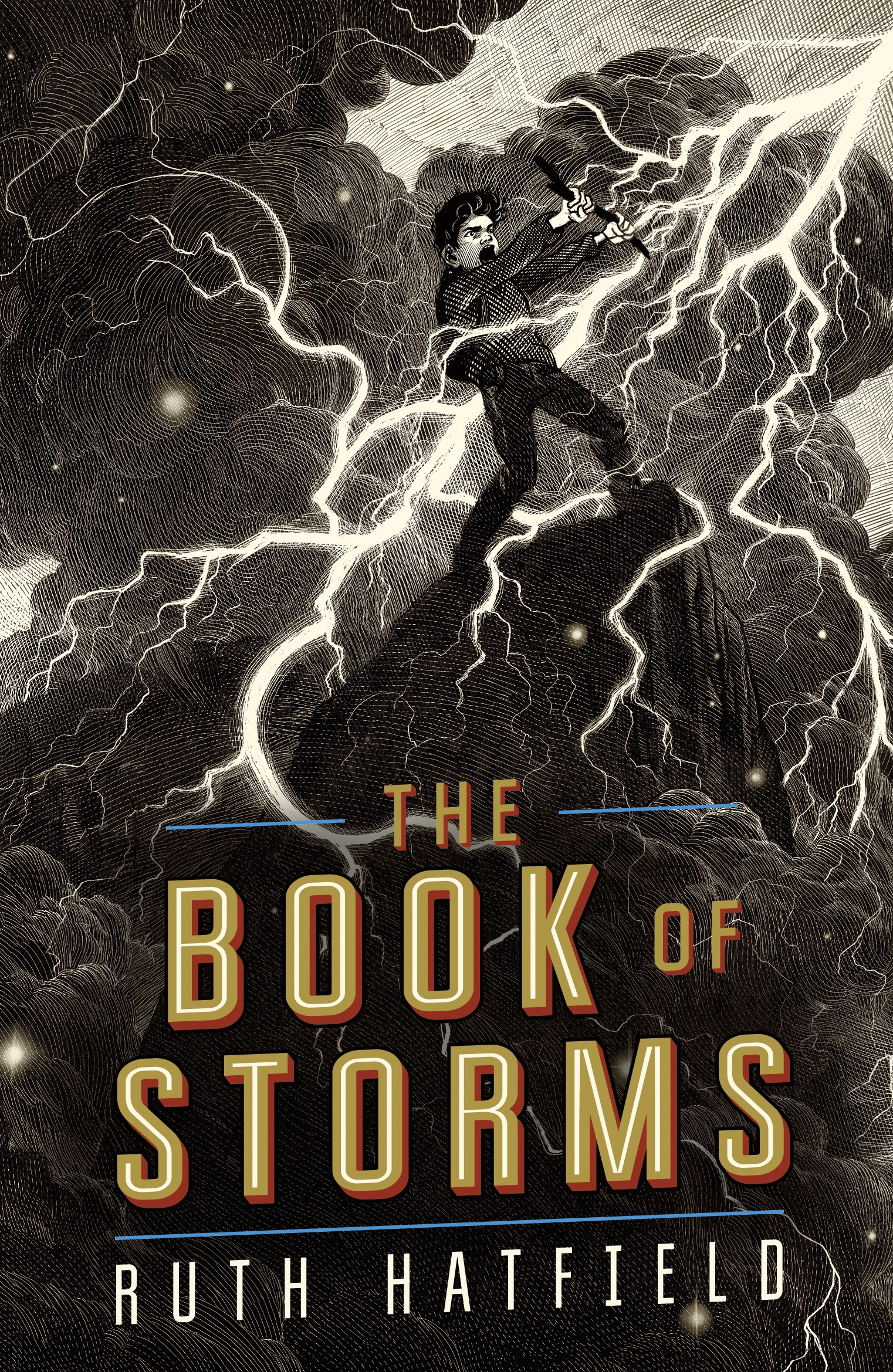 The Book of Storms by Ruth Hatfield